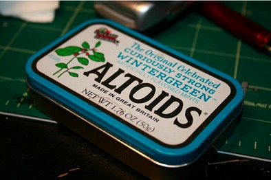Altoids and sex with a woman