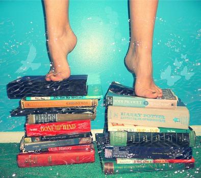 books_legs