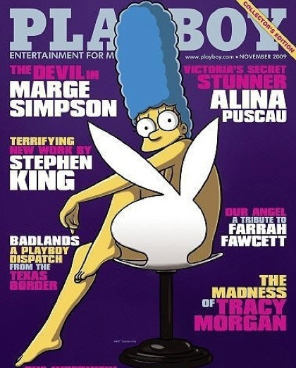 playboy_marge_simpson_short