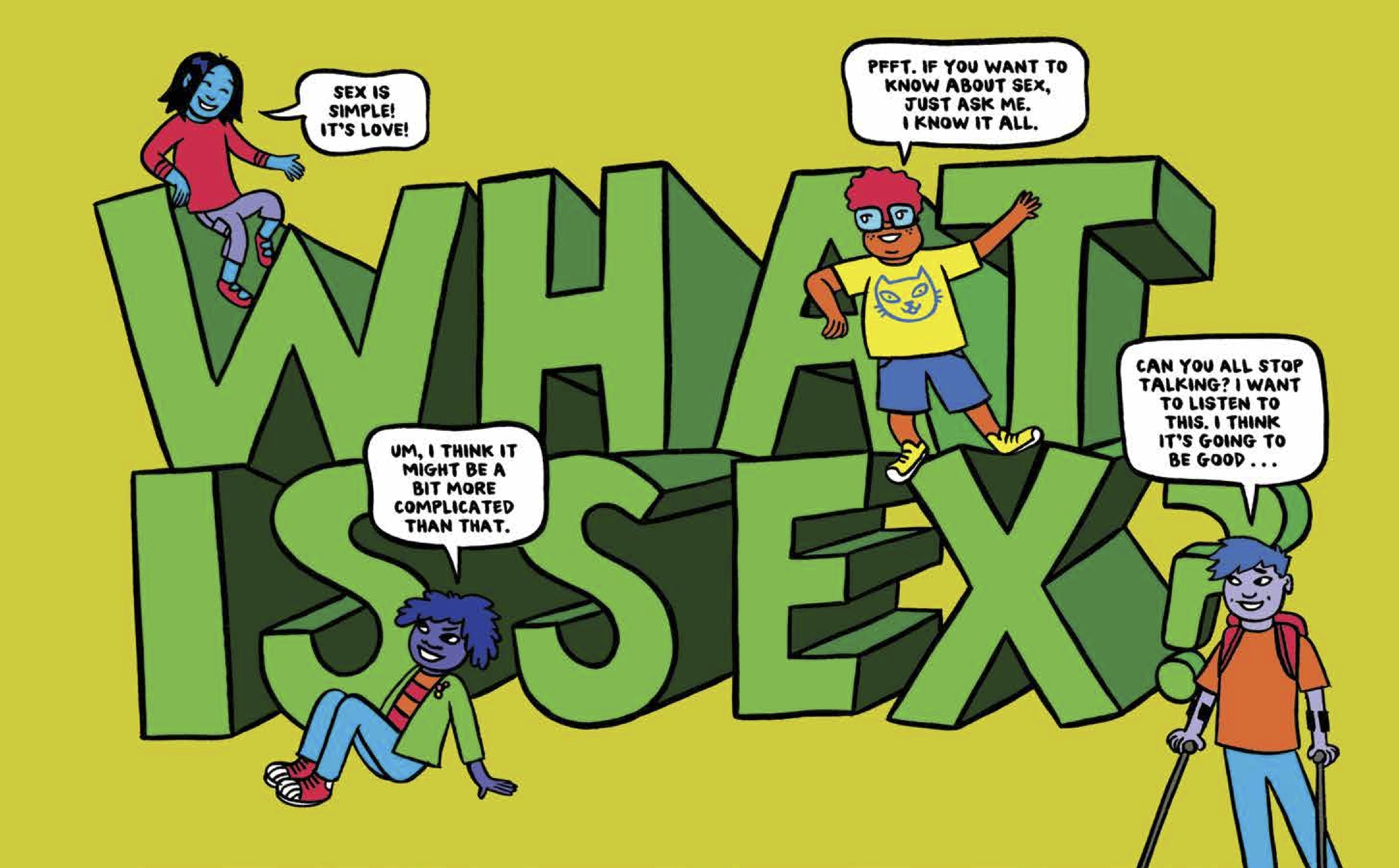 what is sex