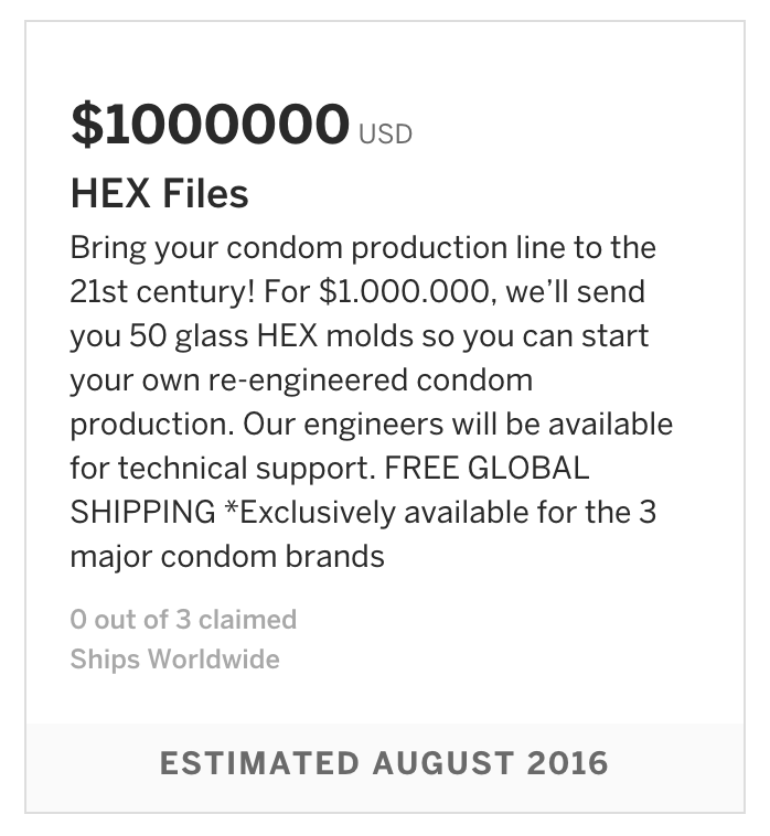 indiegogo offer