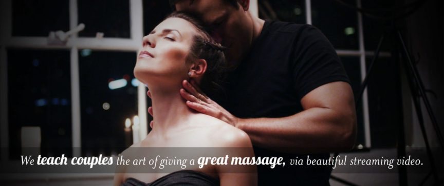 Melt: Massage for Couples - A Great Father's Day Gift